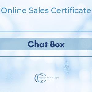 Chat Box Webinars - Presale!