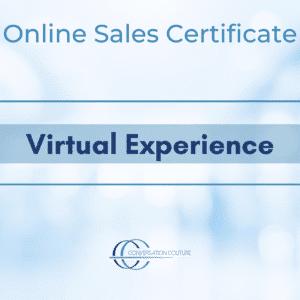 Virtual Experience Webinar Series